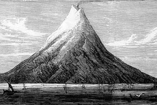 4 Hal Yang Paling Mengejutkan Dari Letusan Gunung Krakatau