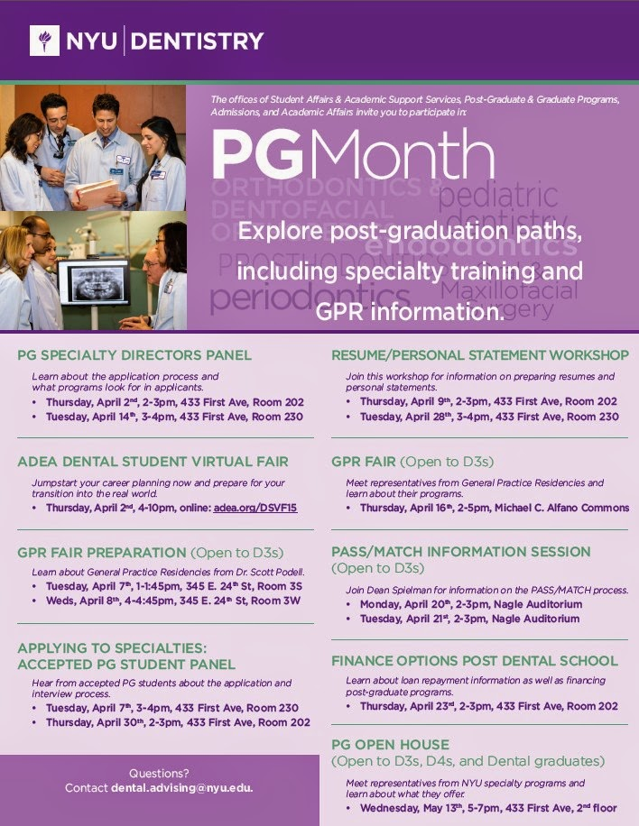 http://www.nyu.edu/dental/images/email/PGMonth_flyer_final.pdf