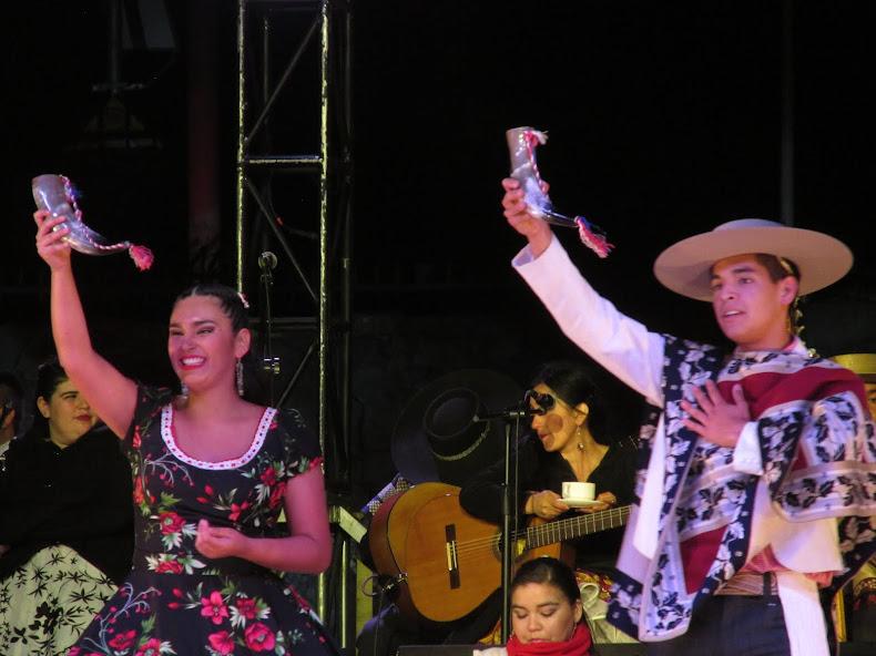 """Ganadores IV Campeonato Nacional de Cueca """"Hermanos O'Higgins"""" 2018 (Coquimbo, IV R.)"""