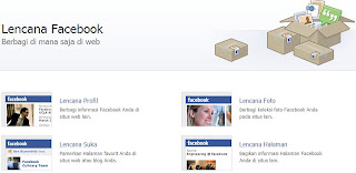 Berikut ini panduan bagaimana memasang facebook di blog supaya anda dapat berinteraksi dengan pengunjung