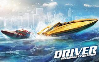 Driver Speedboat Paradise MOD APK 1.3.0