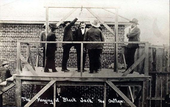 Blackjack county jail