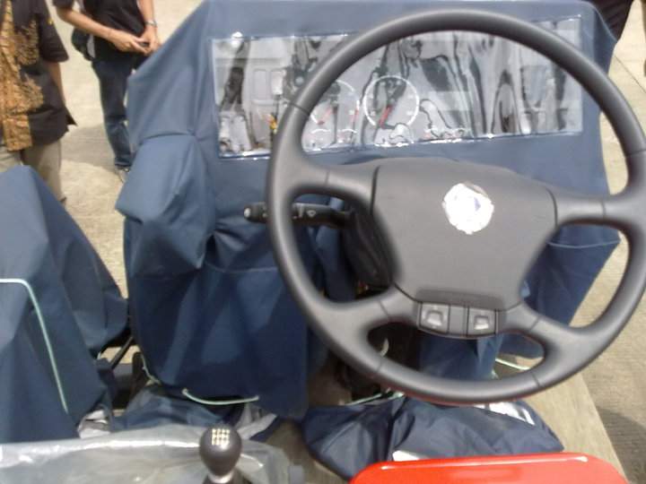 Steering Wheels | Scania K380IB (380HP)