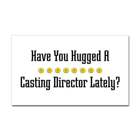 casting director resume