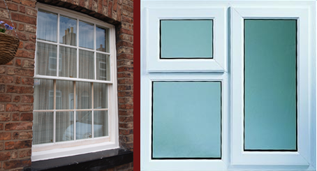 wood versus upvc
