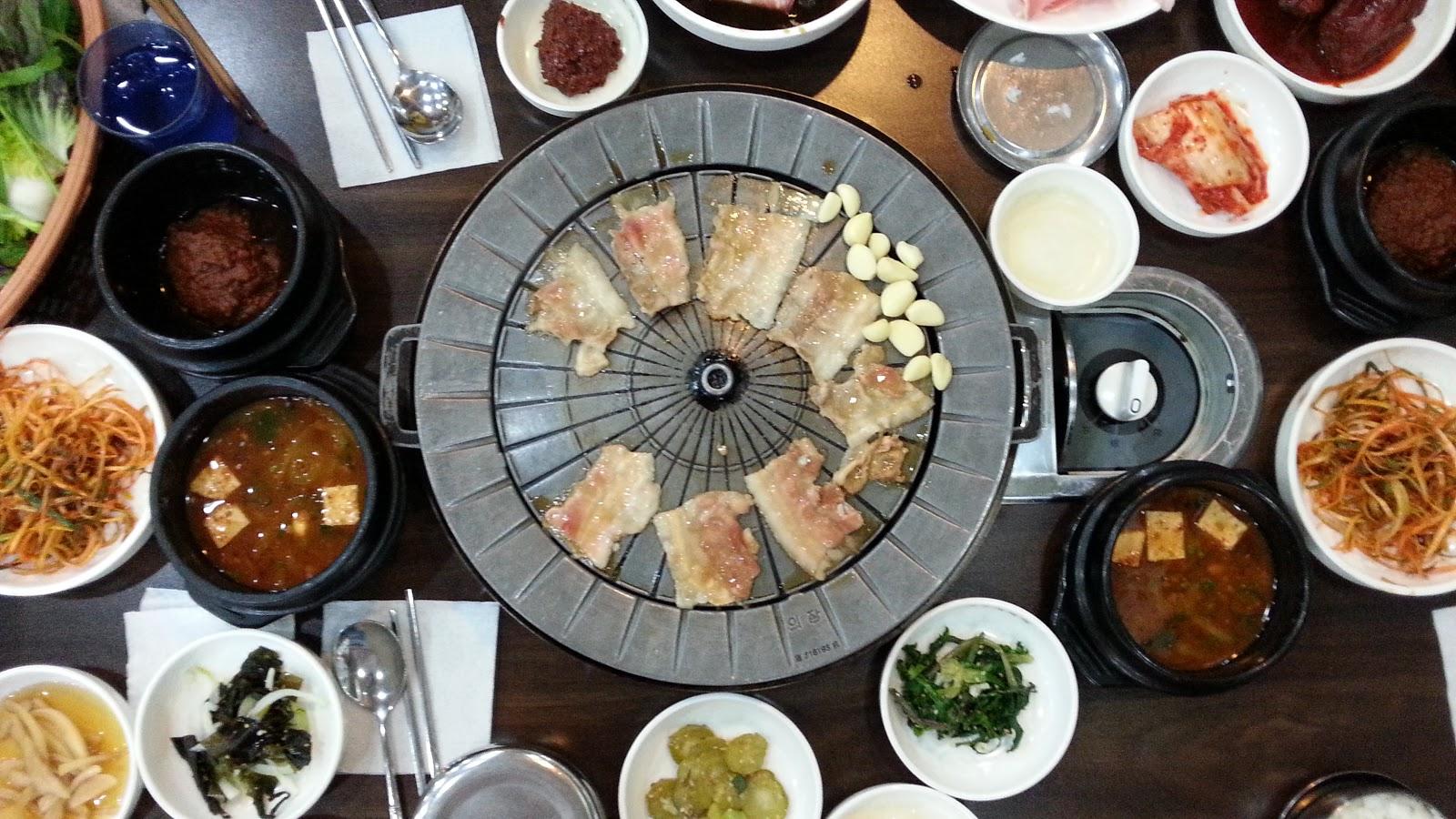 Korean Style Pork