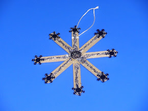 Star (or Snowflake) Ornament
