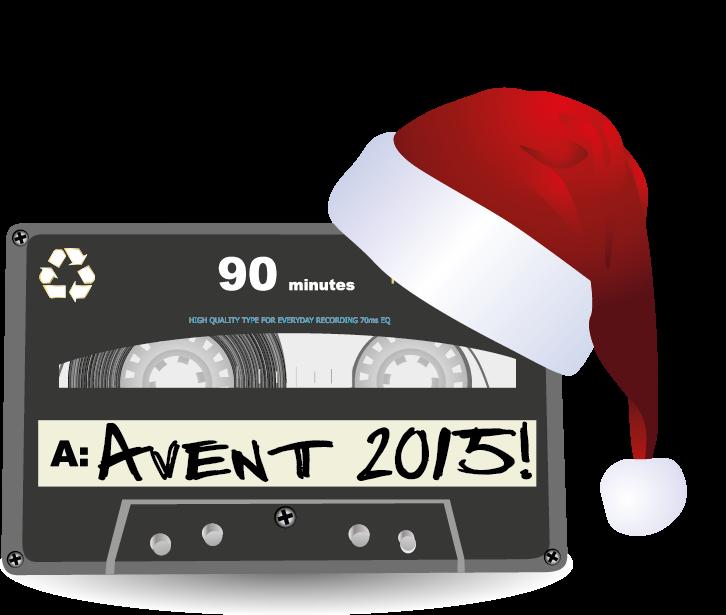 Calendrier de l'Avent 2015!