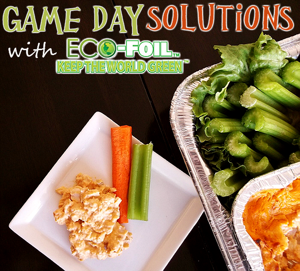 Buffalo Chicken Dip Game Day Recipes With Handi-Foil