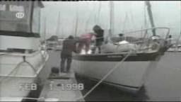 Les vieux en bateau