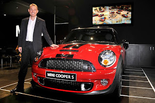 mini cooper s launching in india