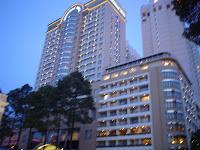 Hotel Caravelle. Ho Chi Minh (Vietnã)