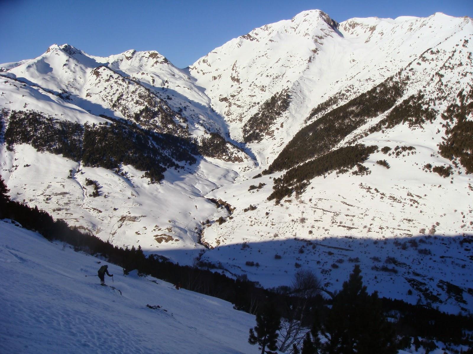 Pic de Barlonguera (Vall d'Aran).