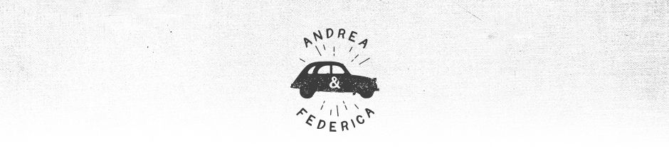 Andrea & Federica | Wedding Photographers