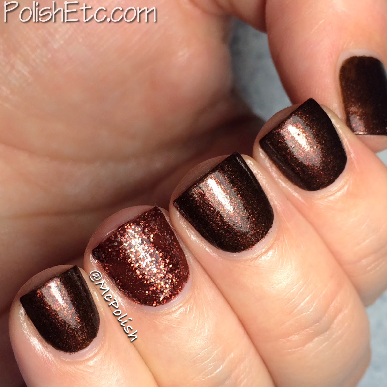Revlon Parfumerie scented nail polish in Autumn Spice