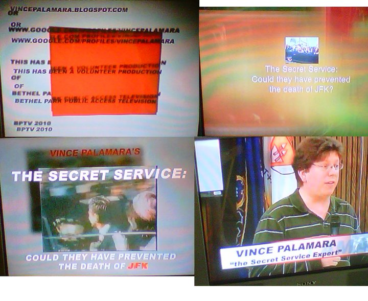 My November 2010 appearance (lecture) on BPTV, Bethel Park (PA) Public Access Television