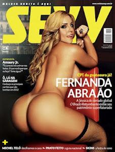 Download Revista Sexy Fernanda Abraão Março 2012