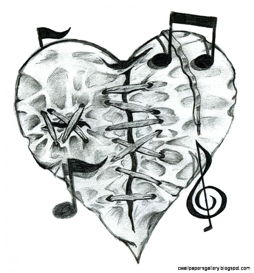 music mends a broken heart by crossmyheartandhope2 on DeviantArt