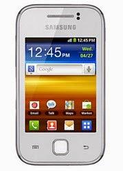 Harga dan Spesifikasi Samsung Galaxy Y GT-S5360 Terbaru - Kelebihan serta Kekurangannya Detail...!