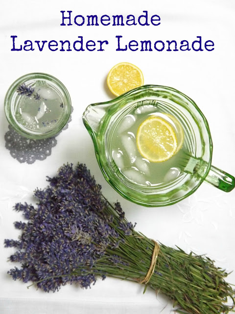 ... shadow: Homemade Lavender Lemonade and a trip to Hitchin Lavender Farm