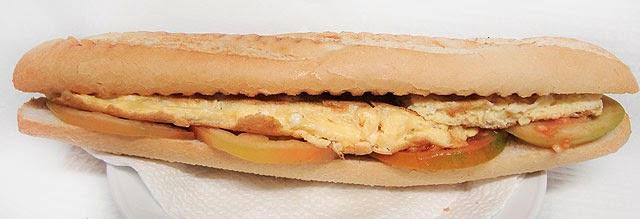 Bocadillos prohibidos no delsofalgimnasio - Tortilla francesa calorias ...