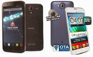 Cherry Mobile Omega XL versus Starmobile Diamond S2