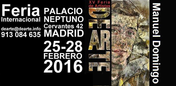 DEARTE Feria de Artistas.