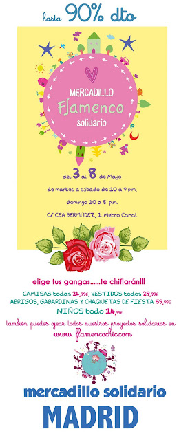 Mercadillo Solidario de Flamenco