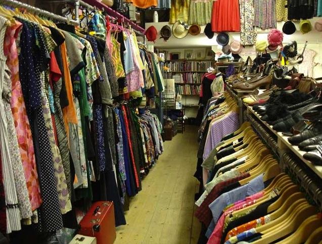 Vintage Dress Shops