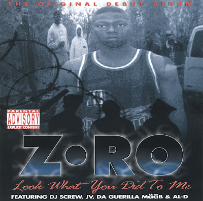 Z-Ro – Look What You Did To Me (CD) (1998) (FLAC + 320 kbps)