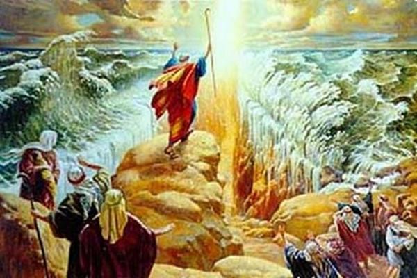 Bukti Ilmiah Nabi Musa Membelah Laut Merah Chaonechoan Blog