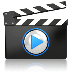 ENTRADAS de VÍDEOS