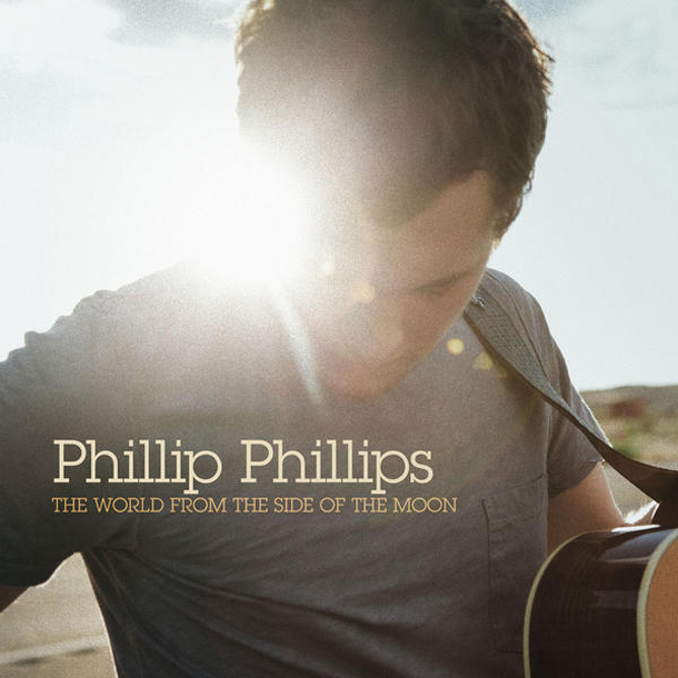Phillip Phillips The World From The Side Of The Moon album cover