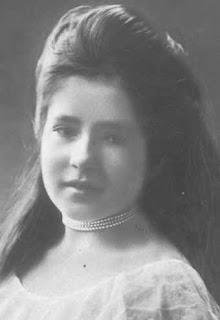 Archiduchesse Marie Alice d'Autriche 1893-1962