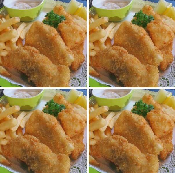 Resep Masakan Ikan Tuna Goreng