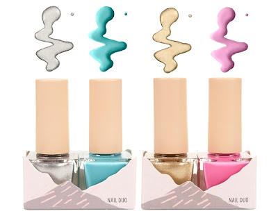 Topshop Sandstorm Spring 2011 Makeup Collection