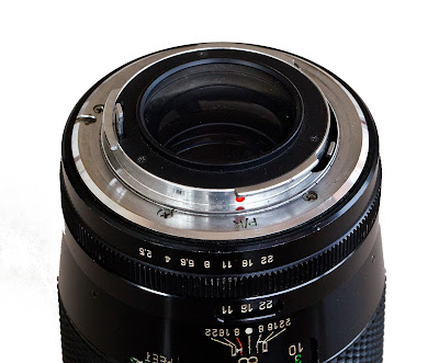 how to use old lenses on new digital cameras