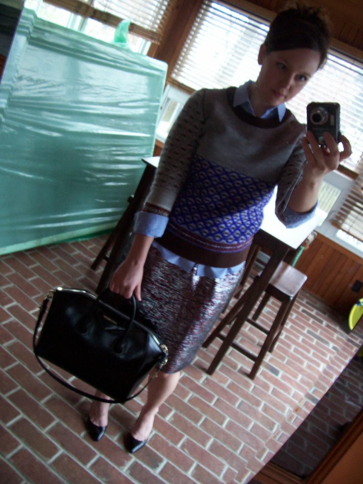Givenchy Antigona Shiny Lord Bag Antigona Shiny Lord Bag