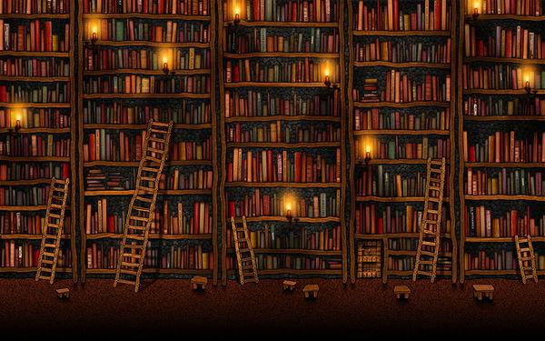 Biblioteca de Livros Postados