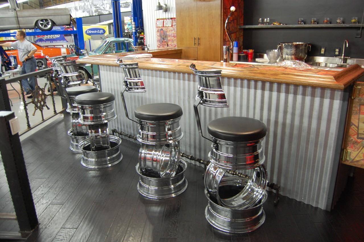 Table Bupcycled on Car Parts On Pinterest Automotive Decor Part Art