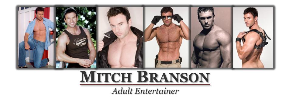 Mitch Branson (Adult Entertainer)