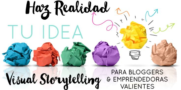 Sorteo plaza gratis del mentoring visual story marketing