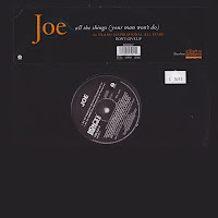 Joe and The Island Inspirational All-Stars – All The Things (Your Man Won\'t Do) (VLS) (1995)