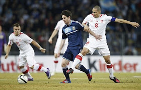 HASIL SKOR VIDEO SWISS VS ARGENTINA 1-3 YOUTUBE