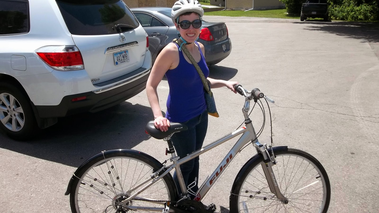 my bike essay