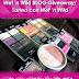 Wet 'n Wild BLOG Giveaway (CLOSED)/Sorteo de Blog marca Wet n' Wild(CERRADO)