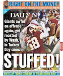 Giants on a roll!
