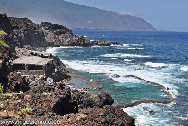 Playas calas y piscinas naturales de canarias en ruta for Piscinas naturales y charcos en tenerife