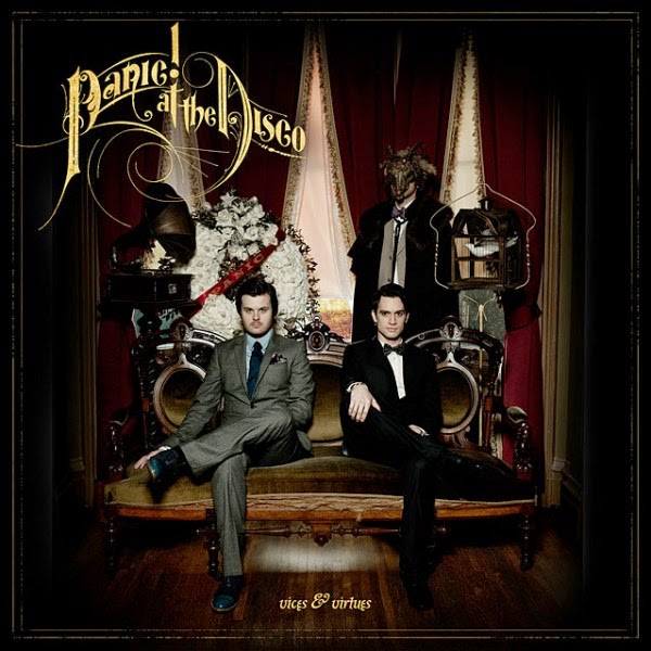 panic at the disco - the ballad of mona lisa lirik dan arti