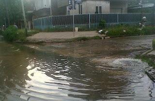 Beneficios para víctimas del temporal en San Isidro